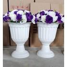 Jual Vas Bunga/Pot Bunga Bahan Fiber Untuk Dekorasi Pernikahan MURAH di Bandung 1