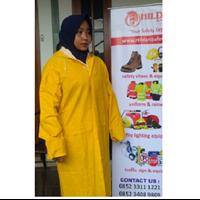 Jas Hujan Mantel Merk Safegard Rain Coat Ponco