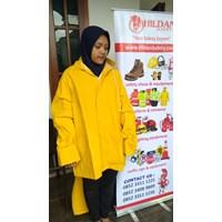 Jas Hujan Mantel Merk Safegard Rain Coat Stelan