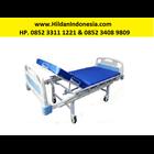 Tempat Tidur Pasien 1 Engkol ABS Bed Pasien Ranjang Medis Crank S20 2