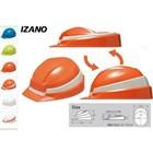 Collapsible Safety Helmet Izano Helmet From DIC Helm Proyek 2
