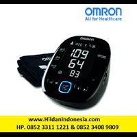 OMRON MONITOR TEKANAN DARAH OTOMATIS HEM-7280T Blu