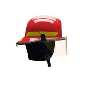 Helm Safety Bullard - Pemadam Fire Helmet Kebakaran Indonesia