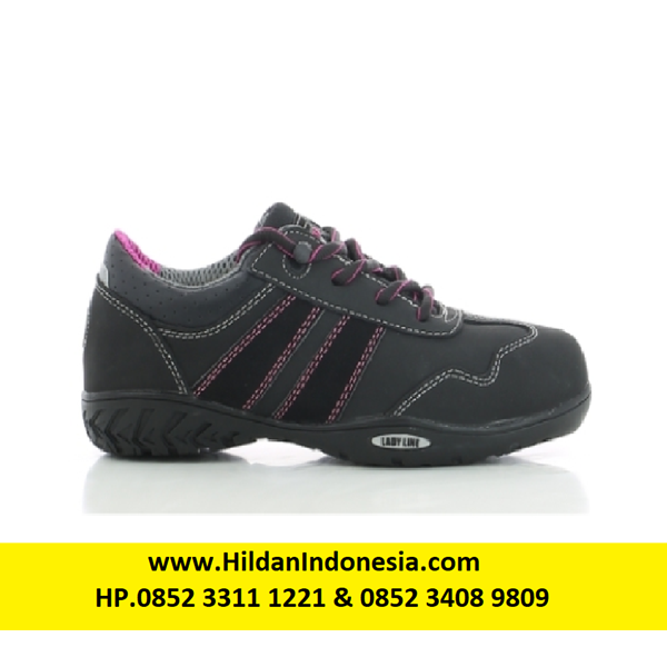 Sepatu Safety Wanita - Jogger Woman Safety Shoes Ceres S3 Kualitas Bagus
