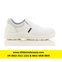 Sepatu Safety Jogger Gusto S2 - Safety Shoes White