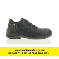 Sepatu Safety Shoes Jogger Type LAVA Black S3