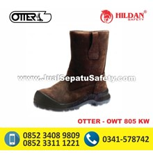 Sepatu Safety OTTER BOOTS - OWT 805 KW  Size 42