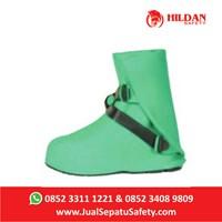 Sepatu RESPIREX CHEMICAL-RESISTANT OVERBOOTS - Warna Hijau