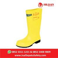 Sepatu RESPIREX DIELECTRIC OVERBOOTS Asli - Warna Kuning