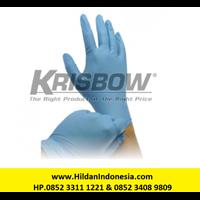 Sarung Tangan Krisbow Type 10152286 Biru Size M