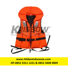 Life Jacket Pelampung   Merk Krisbow type 10120305