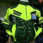 ROMKET - Rompi Jaket TNI DOUBLE MESS TEBAL  1