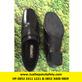 Sepatu Polwan ASLI Kulit Sapi Warna Hitam di Malang