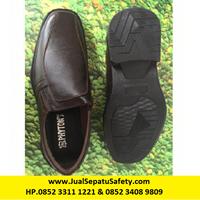 Men's Shoes Type R7 Sol Aladin - Dark Brown Color