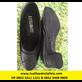 Sepatu Casual Kerja P-06 Hak 5 cm - Warna Hitam