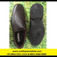 Dallas Sol James P-101 Shoes Dark Brown Color