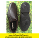Sepatu P-101 Dallas Sol James Warna Coklat Tua