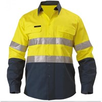 Seragam Kerja Safety K3- Bahan Cotton Drill