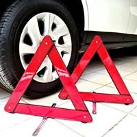 Segitiga Pengaman Reflector Safety Triangle