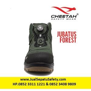 Dari Sepatu Safety Merk Cheetah JUBATUS - Forest Type 6112G 4