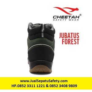 Dari Sepatu Safety Merk Cheetah JUBATUS - Forest Type 6112G 3