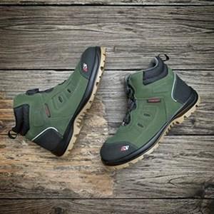 Dari Sepatu Safety Merk Cheetah JUBATUS - Forest Type 6112G 2