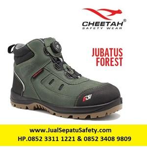 Dari Sepatu Safety Merk Cheetah JUBATUS - Forest Type 6112G 0