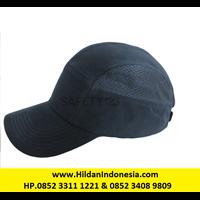 Topi Safety Working Cap Pelindung Kepala Benturan