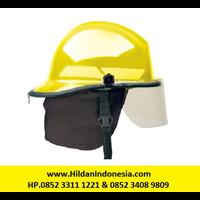 Bullard PX Series Fire Helmet Kuning