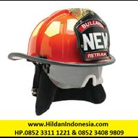 Helm Pemadam Kebakaran -  Bullard ReTrak Series Fire Helmet
