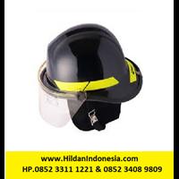 Helm Pemadam Kebakaran Fire Fighting Helmet Bullard LT Series