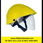 Catu MO-185-BLMH White Helmet Head Protection 4