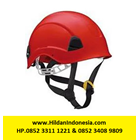 Catu MO-183-RL Red Polycarbonate Helmet Head Protection 2