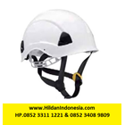 Catu MO-183-RL Red Polycarbonate Helmet Head Protection 1