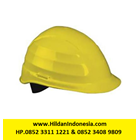 Catu MO-182-1-J Yellow ABS Helmet Head Protection 3