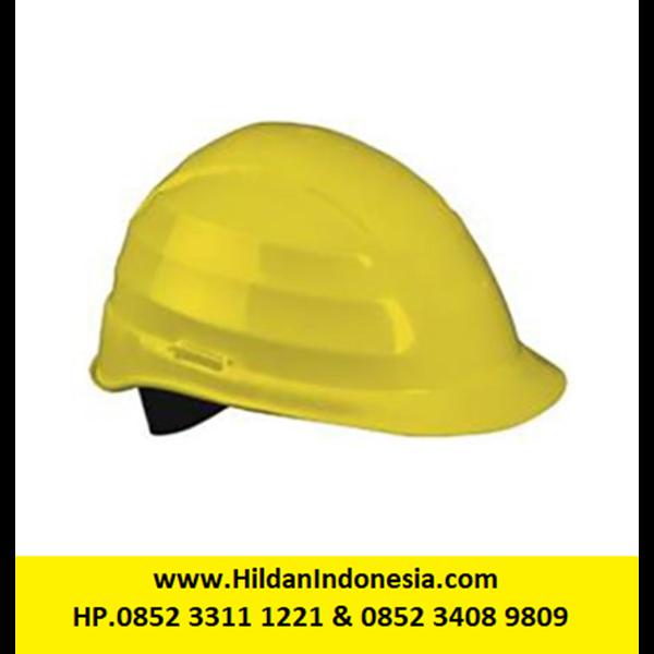 Catu MO-182-1-J Yellow ABS Helmet Head Protection