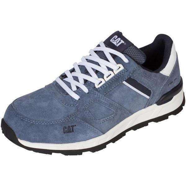 Sepatu Safety Women Caterpillar Woodward ST Vintage Indigo Original