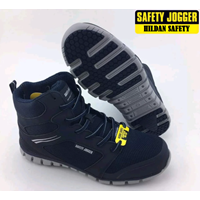 Sepatu Safety Merk JOGGER Type ABSOLUTE Semi Boots