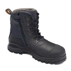 Dari Safety Shoes Jogger BLUNDSTONE STYLE 982 Semi Boots 0