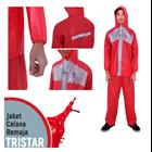 Jas Hujan Remaja 727 TRISTAR Plevia Stelan Jaket Celana 2