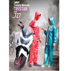 Jas Hujan Remaja 727 TRISTAR Plevia Stelan Jaket Celana 1