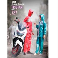 Jas Hujan Remaja 727 TRISTAR Plevia Stelan Jaket