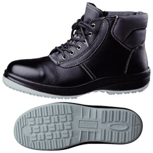 From Safety Shoes Merk Midori Type HGS 320 Hitam 0