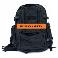 Military Brimob Combat Backpack Backpack - Black T