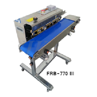 Continuous Band Sealer FRB 770 - III