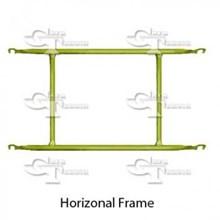 Horizontal Frame Scaffolding