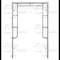 Main Frame Galvanize 1