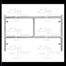 Ladder Frame Galvanize