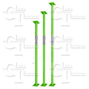 Aksesoris Scaffolding Pipe Support TM
