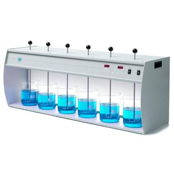 Flokulator Jar Test JLT Series Velp